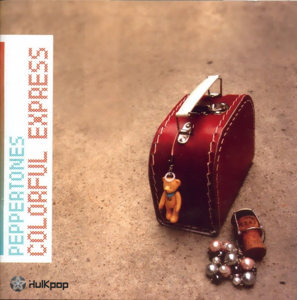 Peppertones – Vol.1 Colorful Express (FLAC)