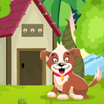 Play Games4King Naughty Dog Rescue