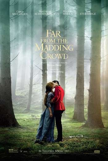 Far from the Madding Crowd DVDRip Latino