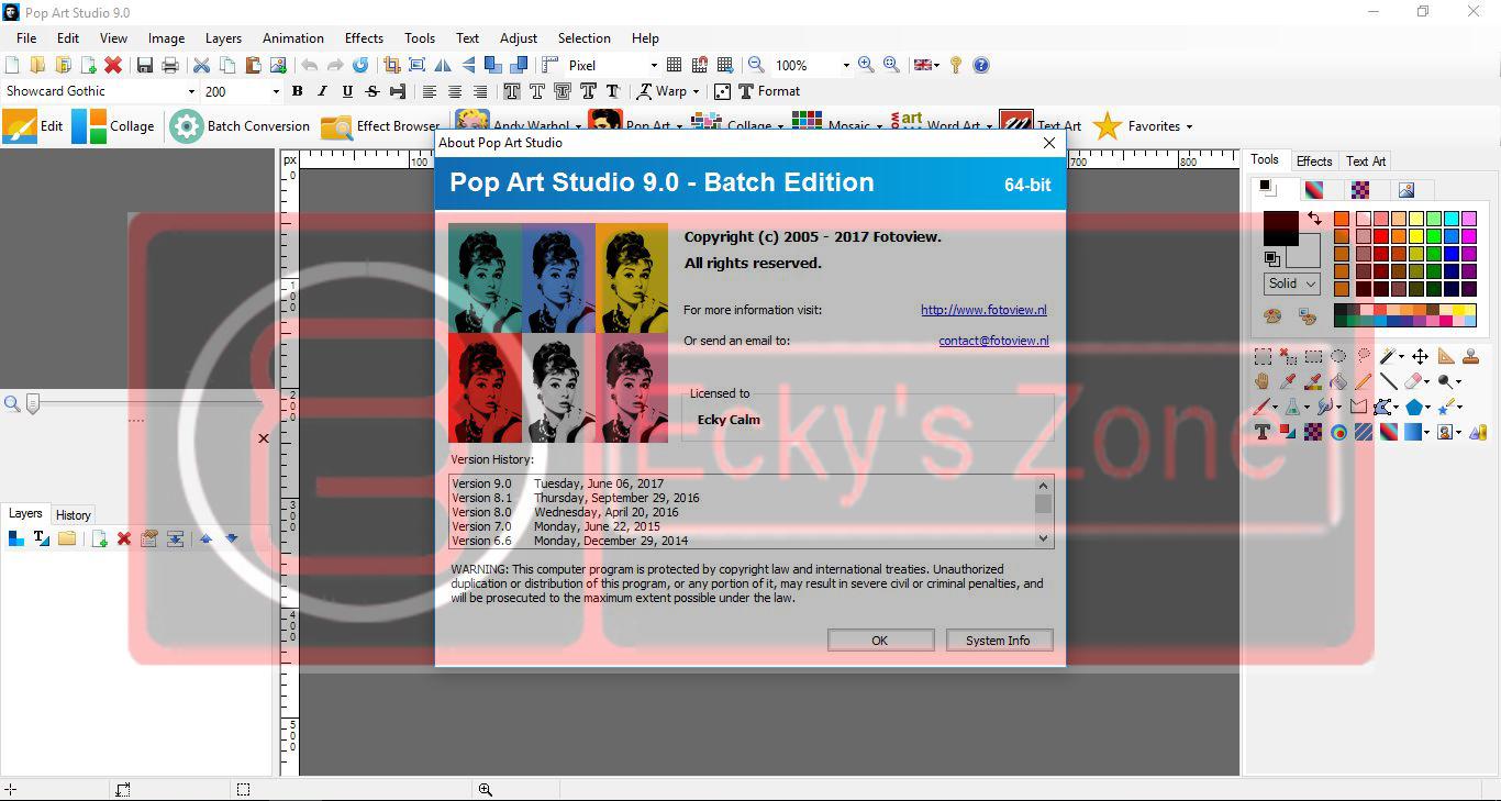 photo art studio application download