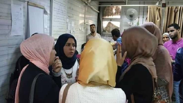 """فتاة تخدّر 21 طالبة داخل جامعة بمصر عبر استخدام """"سبري"""" مرخ  للأعصاب والسبب غريب  وهذا ما حدث لهم"""