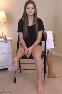 Meet 15 year old cancer survivor and ballerina