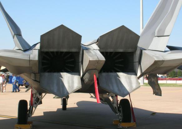 F-22 Raptor engine