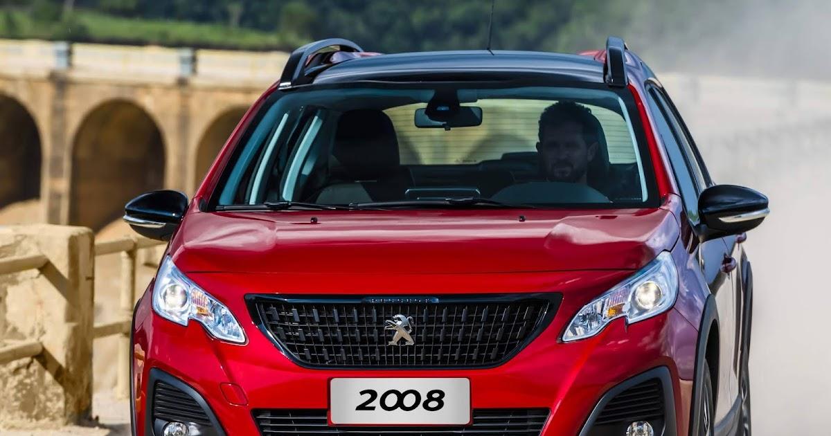 peugeot 2008 turbo autom 225 tico 2020 chega por r 100 mil