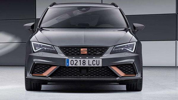 SEAT Leon Cupra R ST - 2