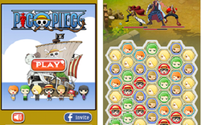 Game One Piece Android Terbaru 2016