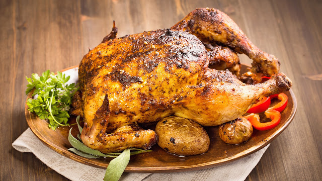 Roast Chicken | Roast Chicken Recipe