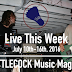 Live This Week: July 10th-16th, 2016