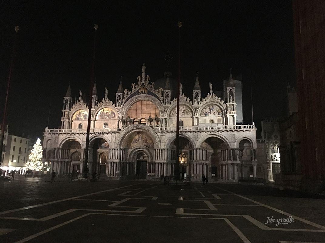 Venecia fotos Basílica San Marcos