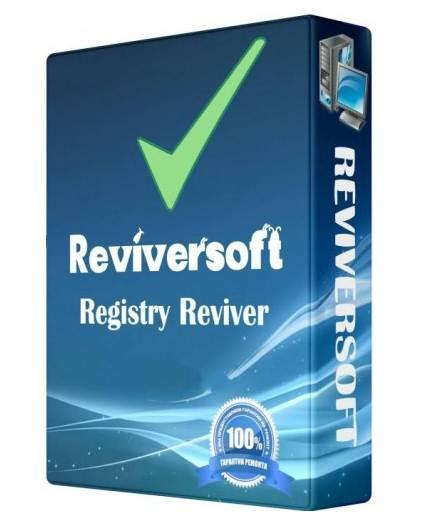 Registry Reviver 4.0.0.34 + Crack