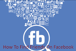 Find A Friend On Facebook