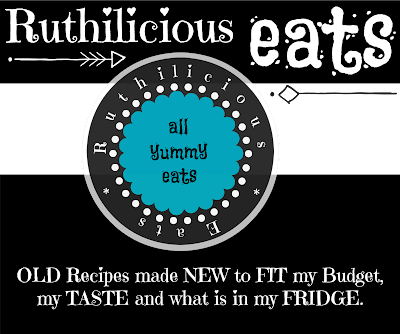 Ruthilicious Eats