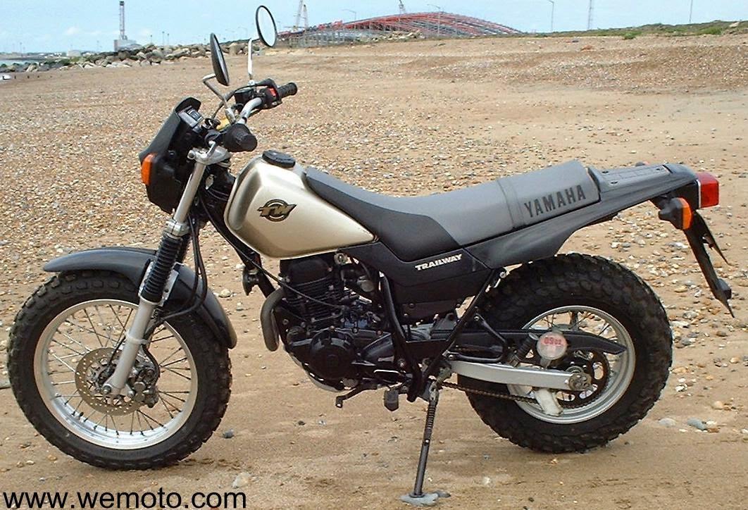 Mercenary Garage Yamaha Tw125 Trailway