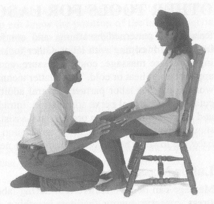 Knee press