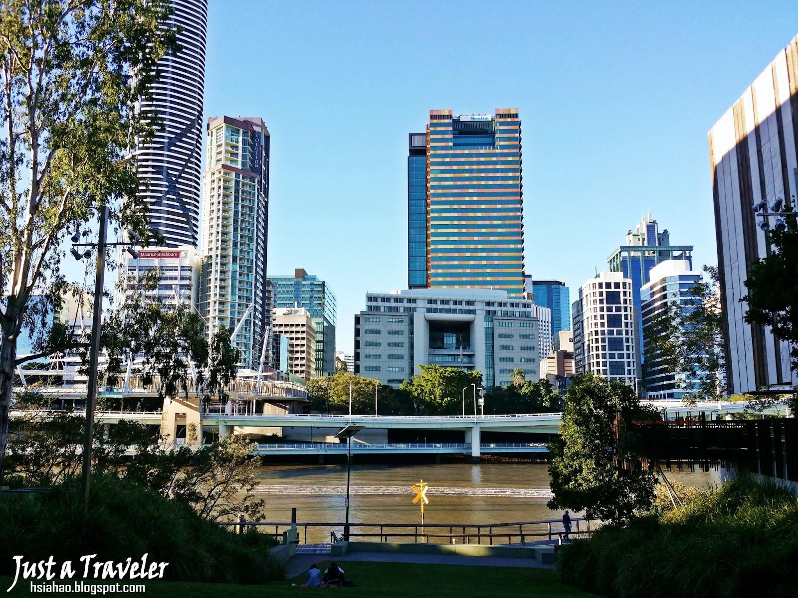 布里斯本-文化中心-Cultural-Centre-市區-美術館-博物館-藝術館-親子-景點-Brisbane