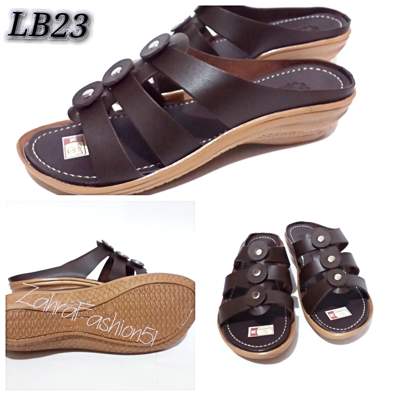 Sandal Wanita Heels Hitam Satu Ban3 Daftar Harga Terkini Dan Sepatu High Fs62 Coklat Larisa Borongsong