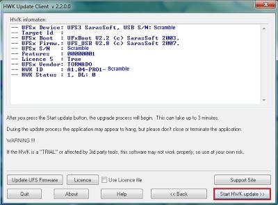 hwk support suite 2.2.0.3