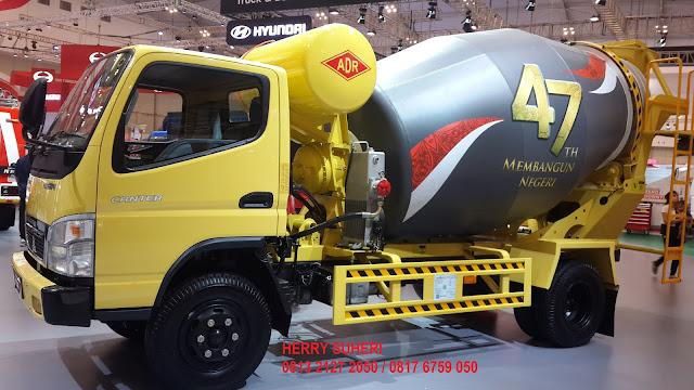 paket kredit dp ringan colt diesel mixer 2018, kredit mobil mixer colt diesel 2018