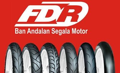 Harga Ban Motor FDR Terbaru Bulan Ini 2017 Update