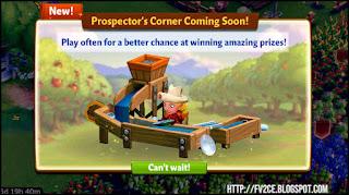 FV2CE, Prospectors Corner