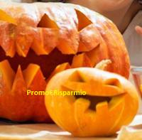Logo Crea la tua Zucca di Halloween e vinci gratis buoni spesa da 25€