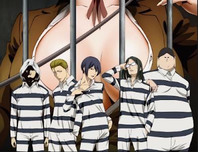 anime mirip Prison School
