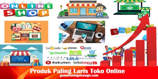 Produk Paling Laris Untuk Jual di Toko Online
