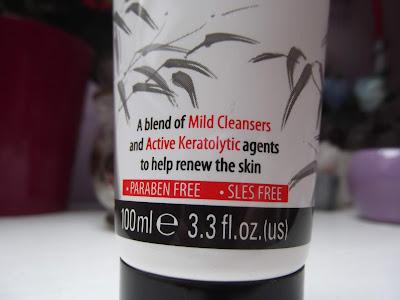 Beauty Formulas čistiaci gél na tvár