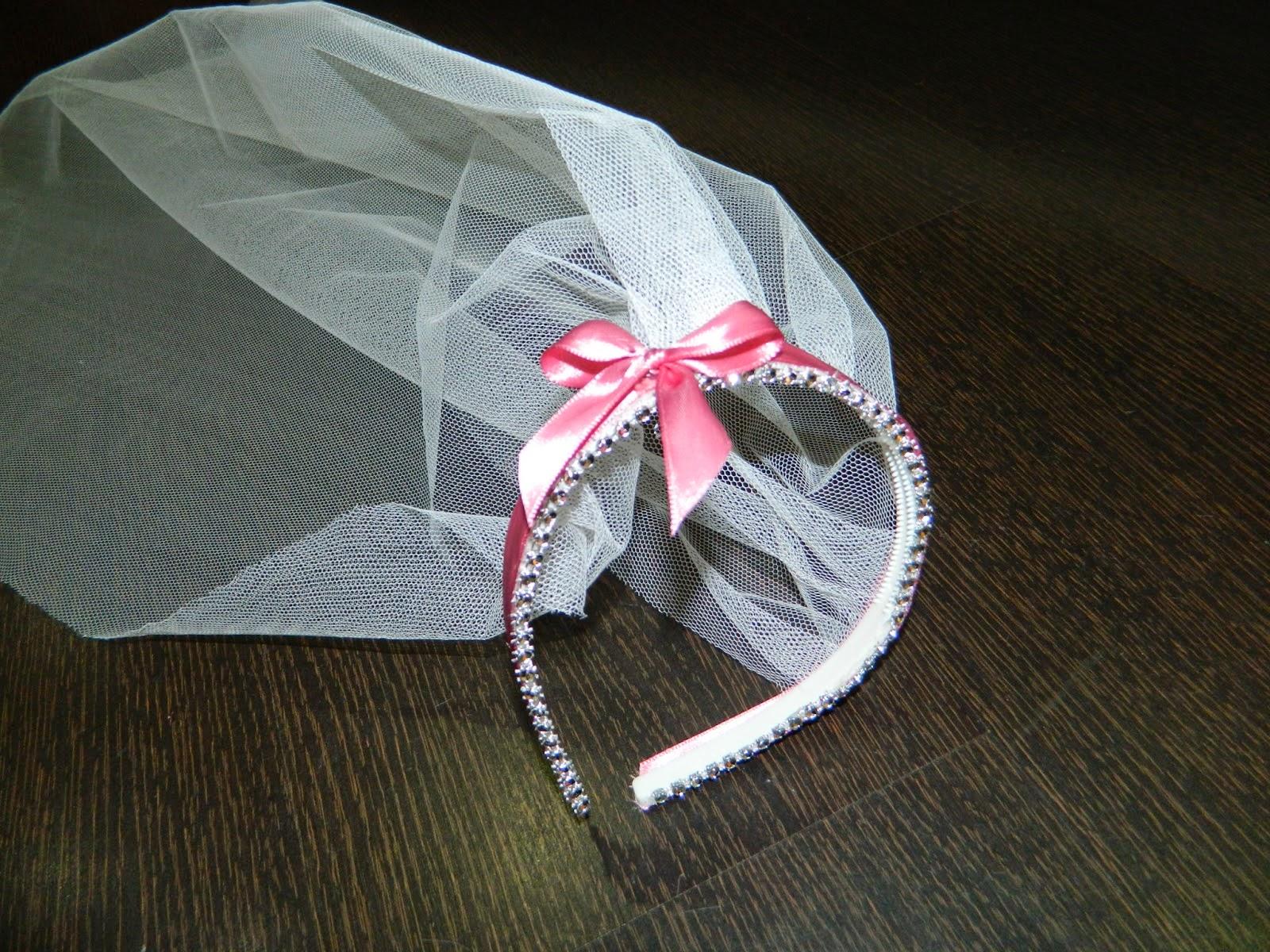 Ideias criativas casamento - véu de solteira