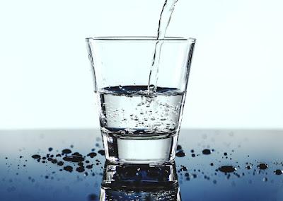 Drink plenty of water?