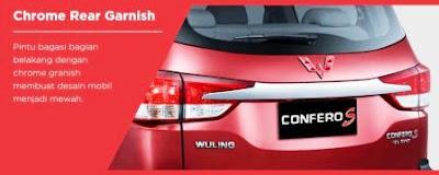 Harga Kredit Wuling Confero S Bogor 2018