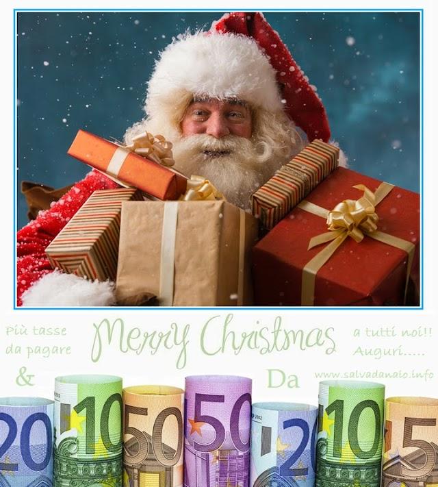 Tredicesima di Natale già finita in partenza! Come pago il canone e le bollette?