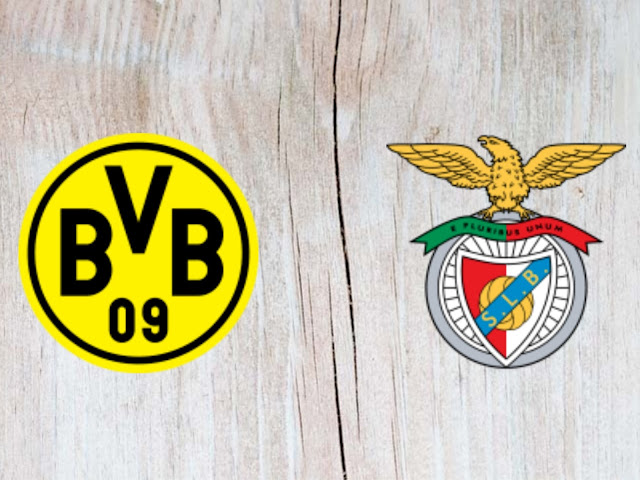 Watch Borussia Dortmund vs Benfica - Highlights - 26 July 2018
