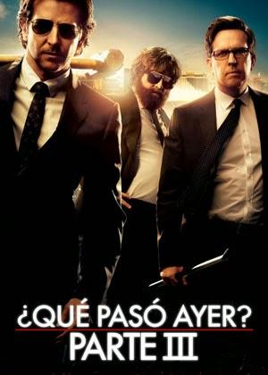 Que Paso Ayer 3 (2013)