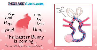 Download the Rexlace Bunny Project HERE at RexlaceClub.com