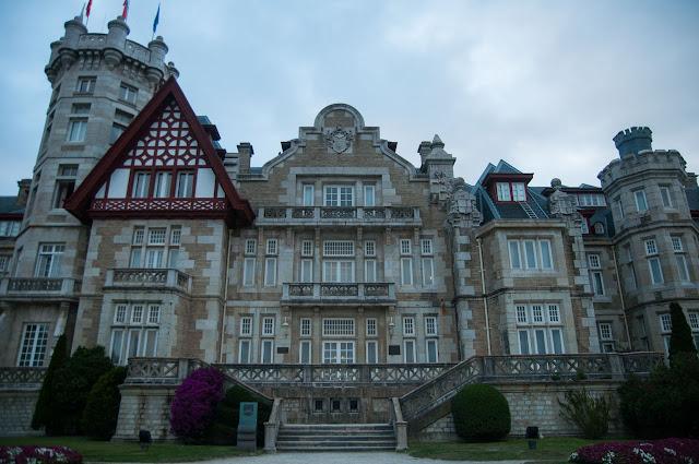 Visita Palacio de la Magdalena
