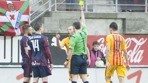 Mascherano llegará limpio al partido contra el Villarreal