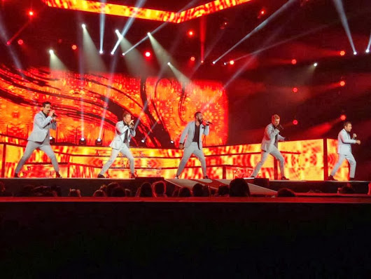 Backstreet Boys In A World Like This Tour Japan
