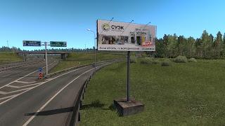 ets 2 real advertisements v1.3 screenshots, russia 4