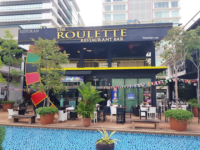 The Roulette Restaurant Bar -  U.S Potatoes Culinary Festival 2018 Menu