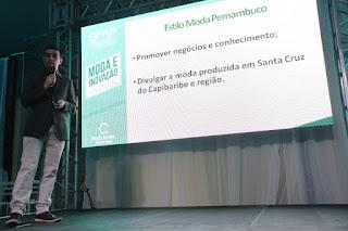 Em evento realizado nesta quinta (13), Estilo Moda Pernambuco anunciou os detalhes da sua segunda edição