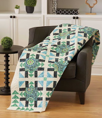 Sew in love with fabric benartex in the news for Space fabric quilt
