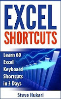 Excel Shortcuts: Learn 60 Excel Keyboard Shortcuts in 3 Days