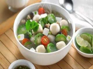 Cara Memasak Sup Ayam Lobak Yang Enak Dan Lezat, resep sup ayam lobak yang nikmat, cara membuat sup ayam lobak yang sedap