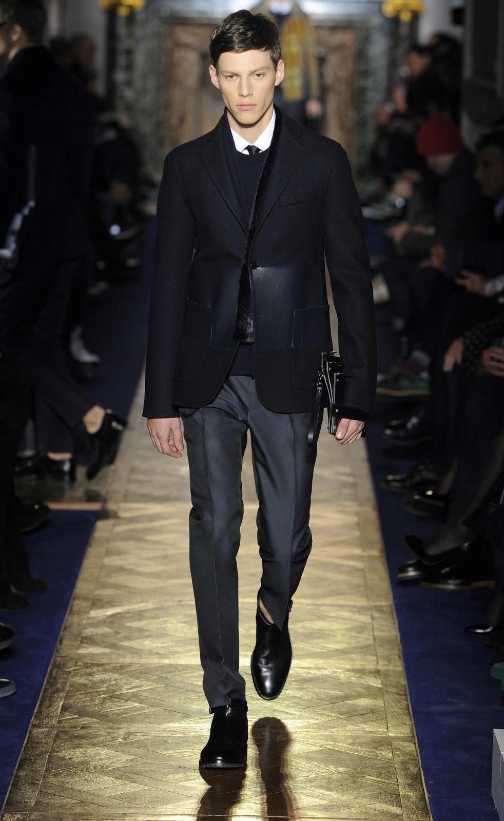 HENRI Luxury Lifestyle: Men's Collection Valentino AW2013