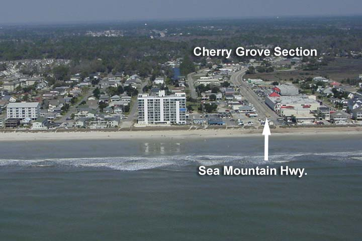 Myrtle Beach Cherry Grove The Best Beaches In World