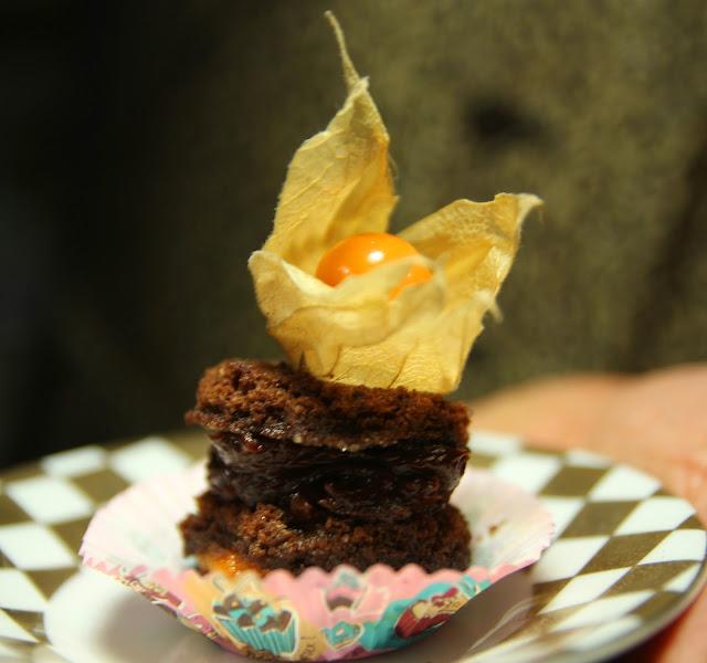 Chocolate Rolade Sponge Gluten-free Organic Recipe