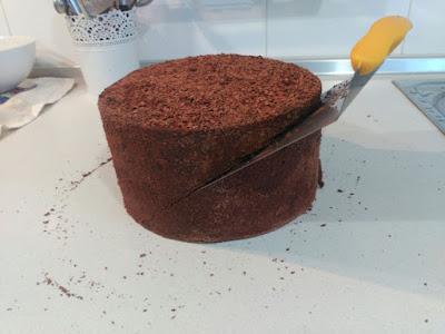 Portal-cake corte