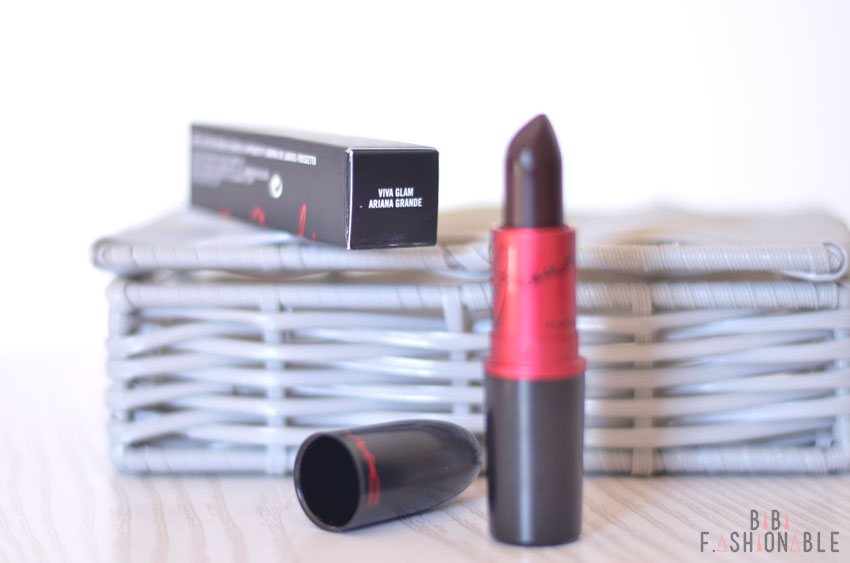 MAC Lipstick Viva Glam Ariana Grande Produktname