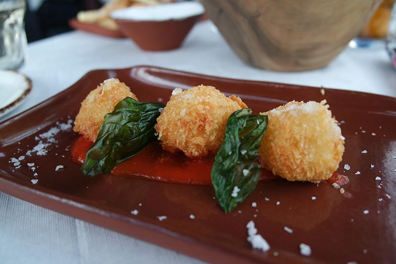 Mozzarella Bites Tre Ciccio Altrincham